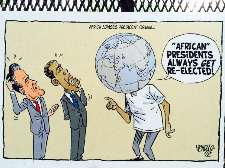 Barack Obama Gets Cartoon Treatment for Africa Trip | Time.com