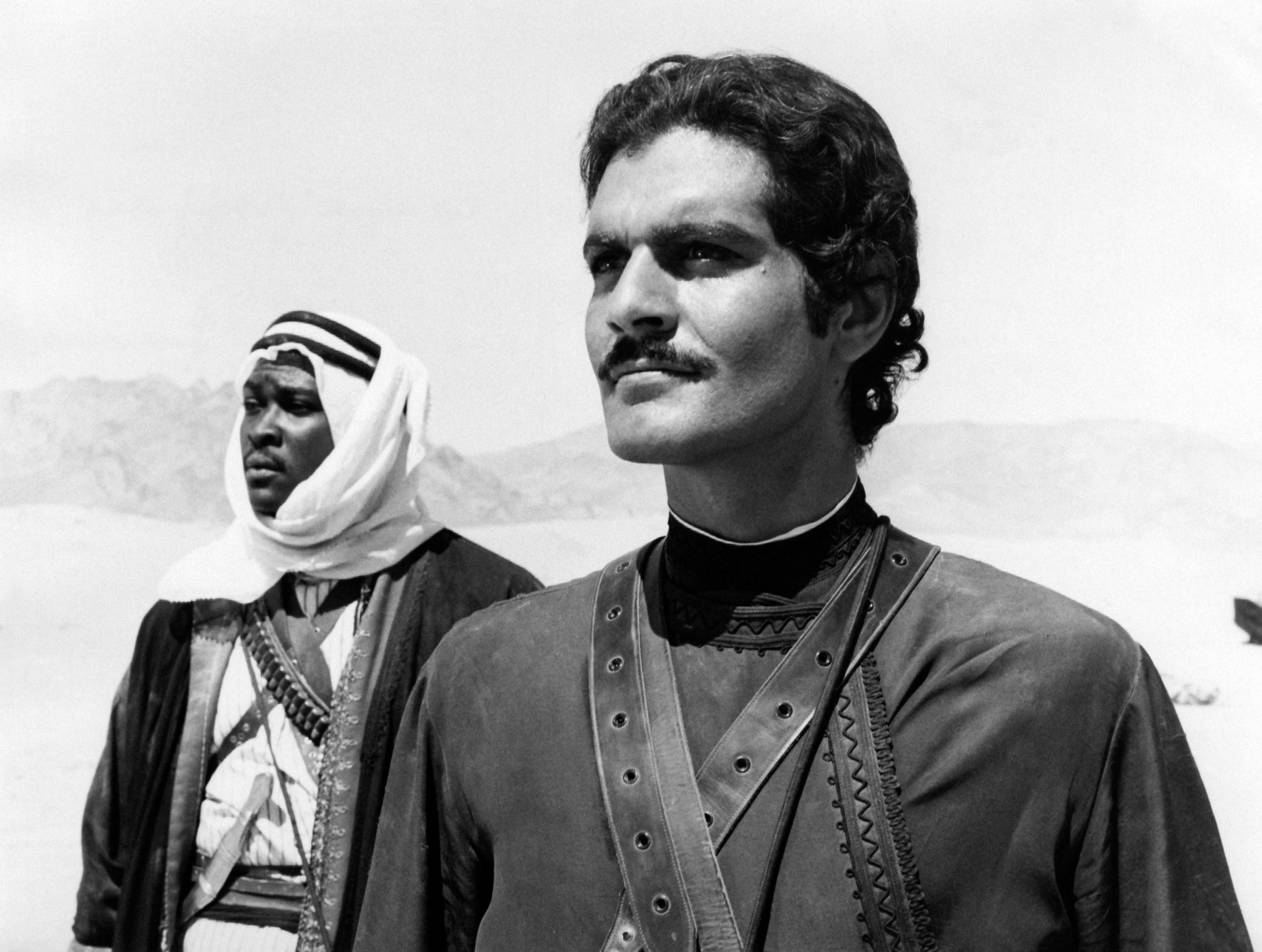 Omar Sharif Dies at 83, Star of Lawrence of Arabia and Doctor Zhivago