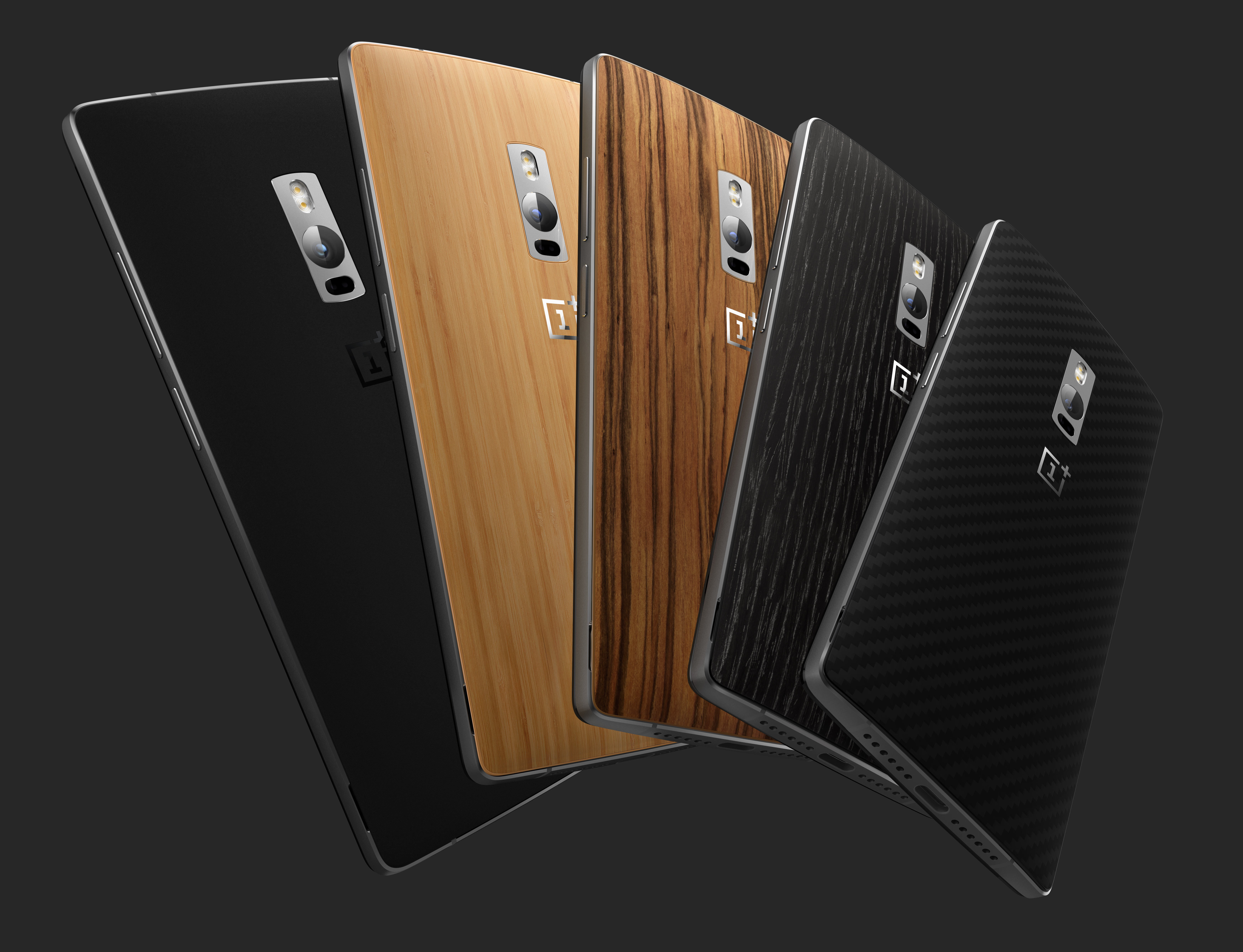 The new OnePlus 2 smartphone.