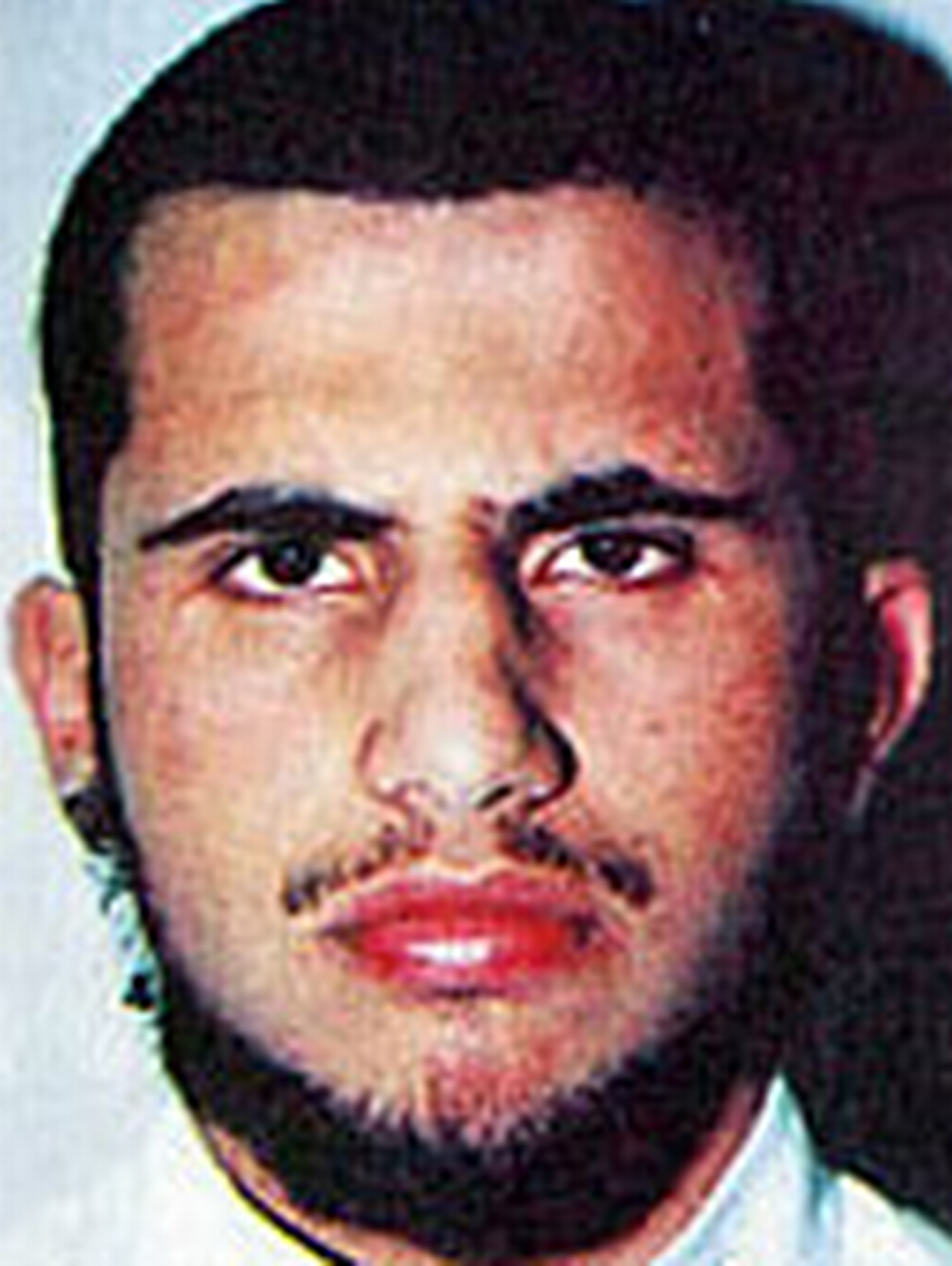 Muhsin al-Fadhli is seen in an undated photo provided by the U.S. State Department in Washington, D.C.