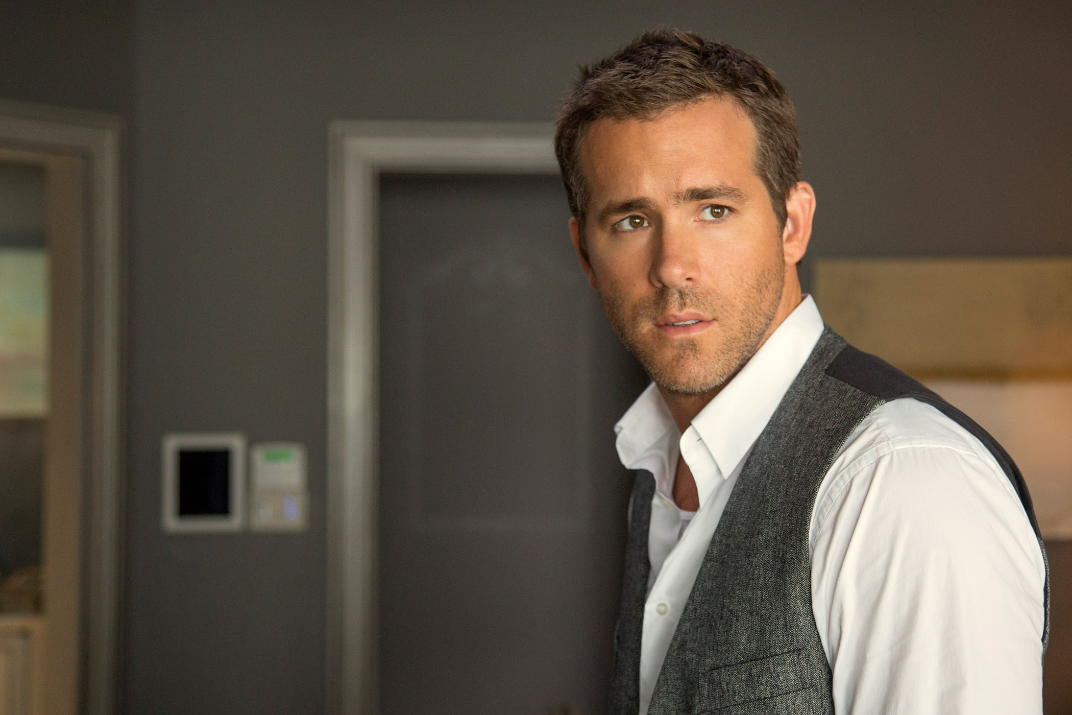Ryan Reynolds stars as Young Damian in Self/less