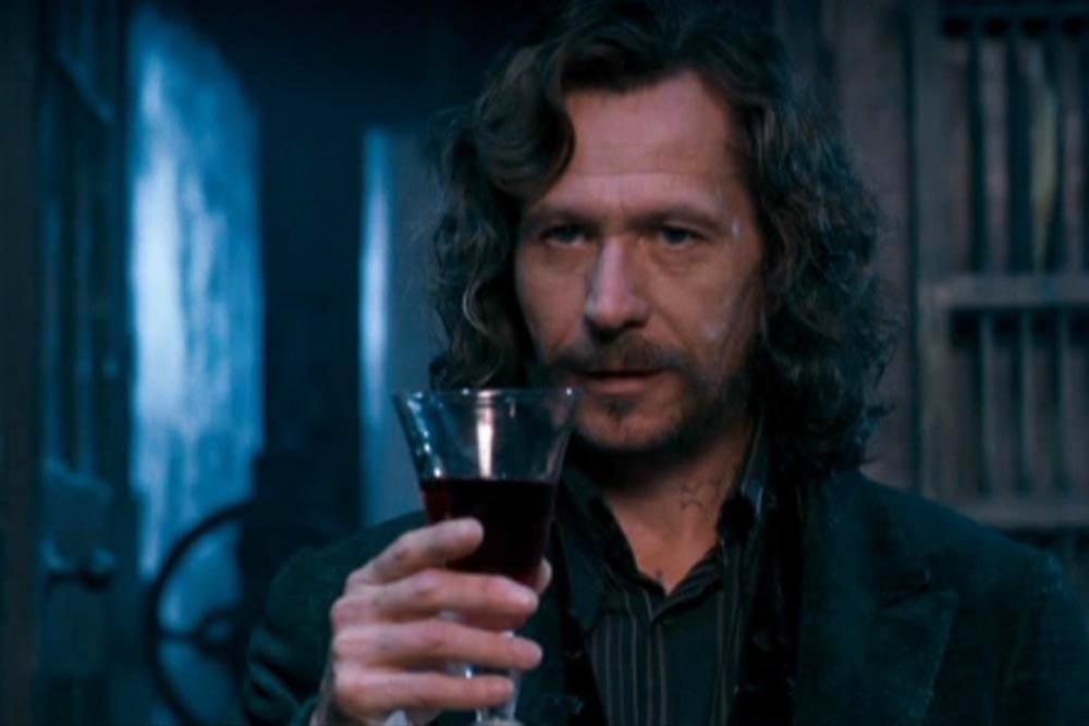 Sirius Black Harry Potter