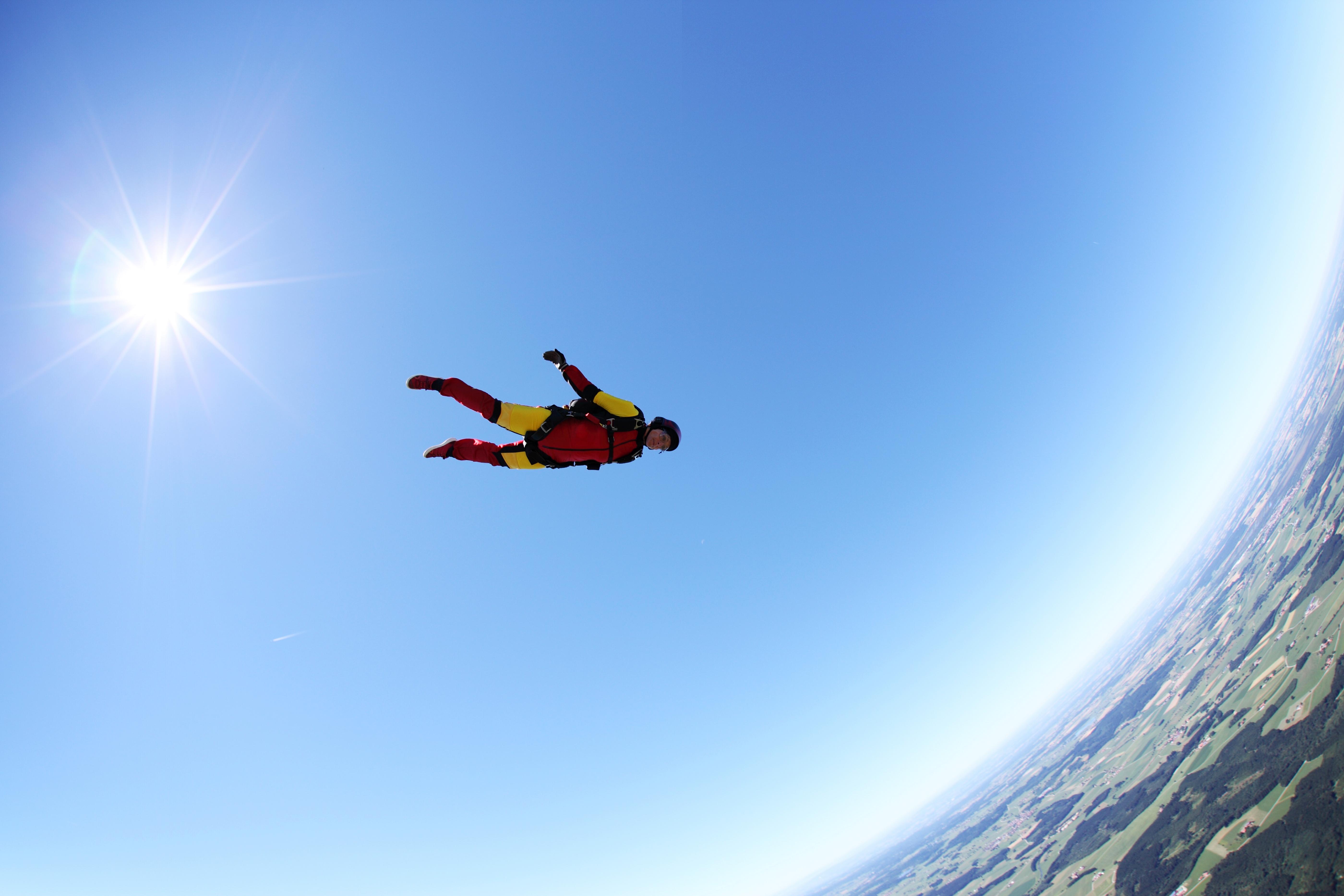 Skydiving - Imagenes