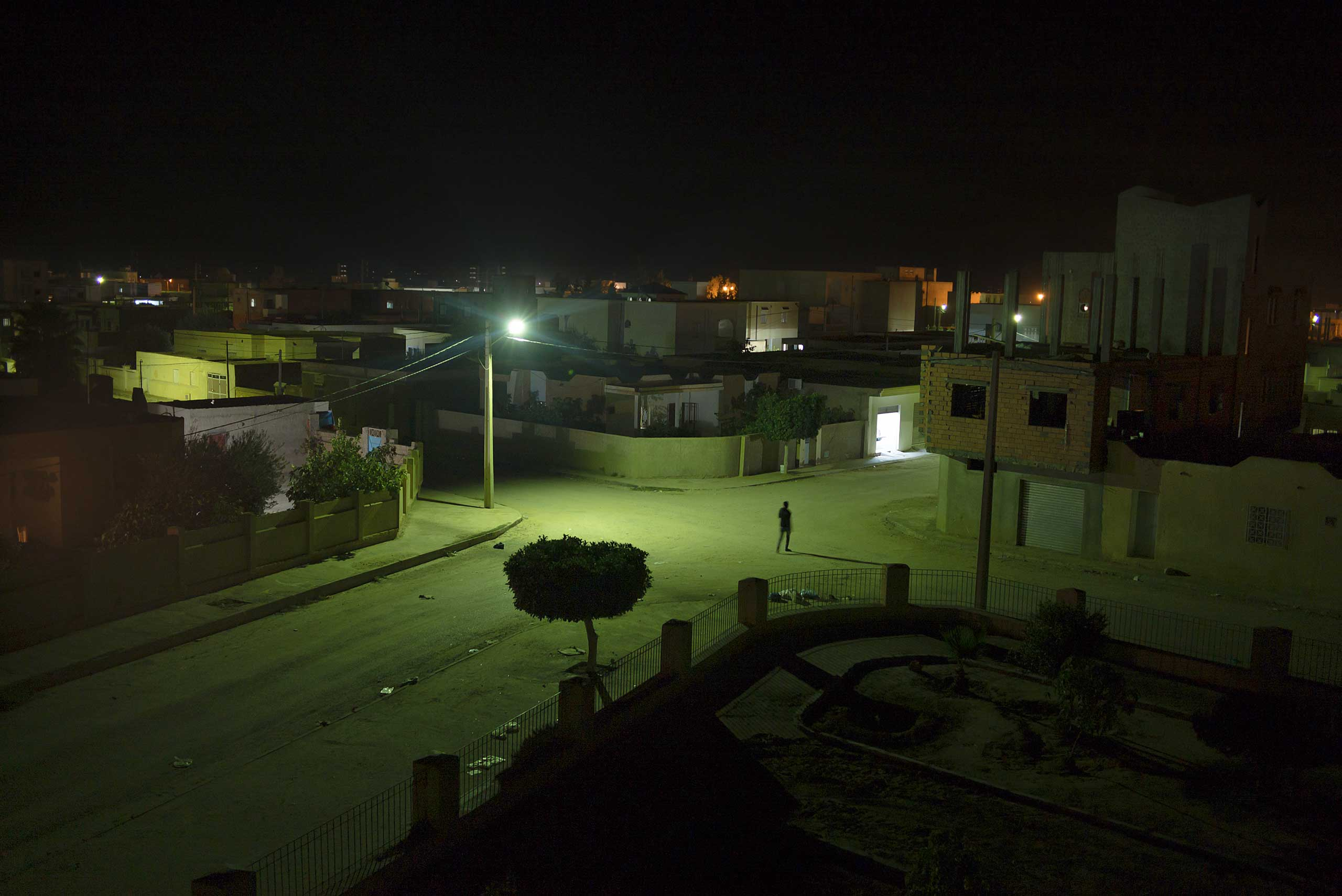 Since Tunisia's Jasmine Revolution in December 2010, several young men have left the small town of Regueb in the center of the country to join jihadists in Syria.