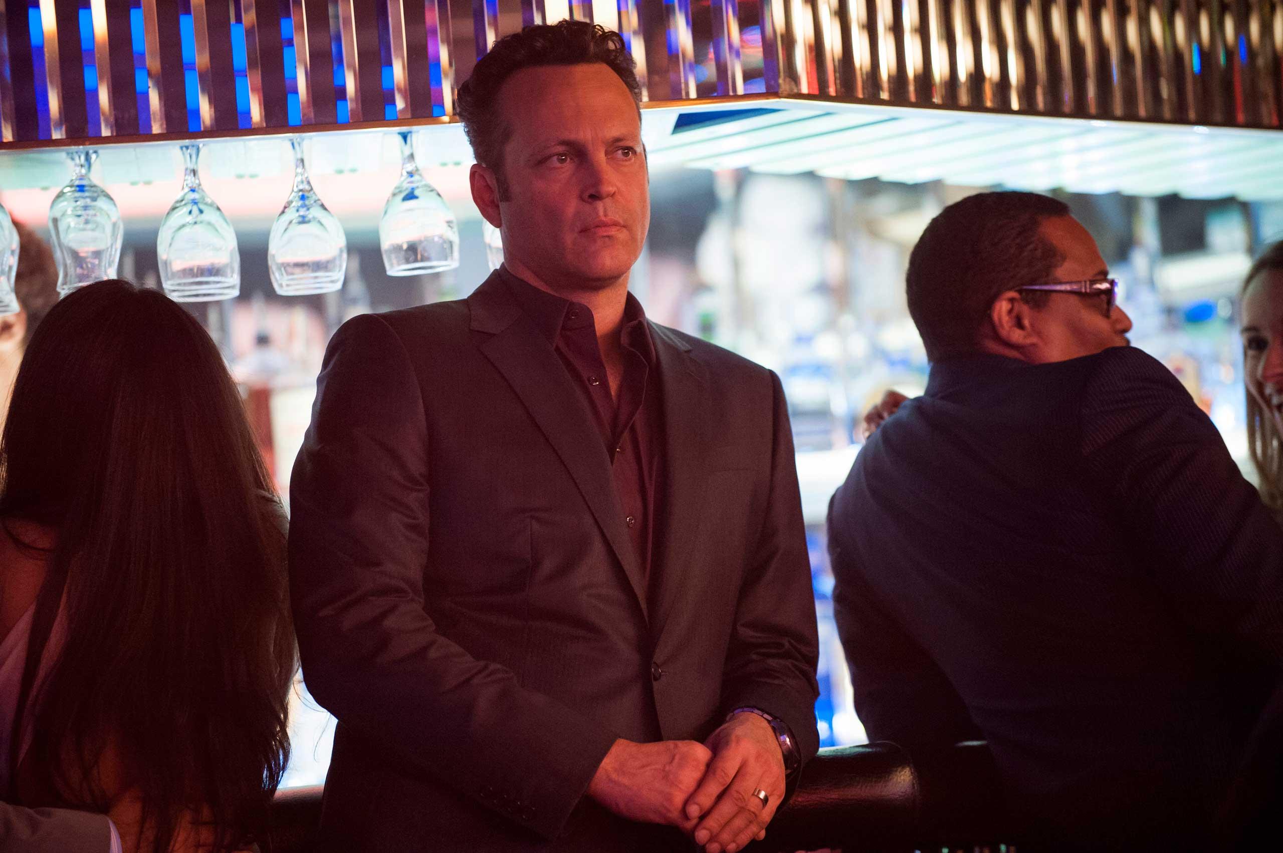 Vince Vaughn in True Detective, Season 2.