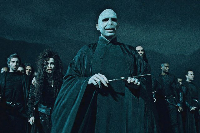 Voldemort Death Eaters Harry Potter