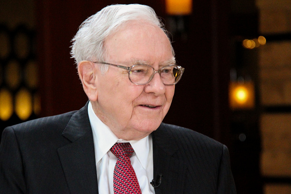 Warren Buffett at Squawk Box interview on May 4, 2015.