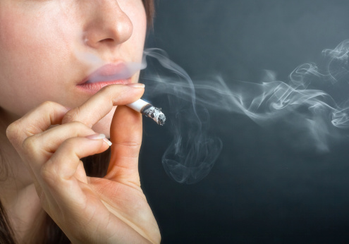 Casual Smoking Is Increasing Among Young American Women | Time