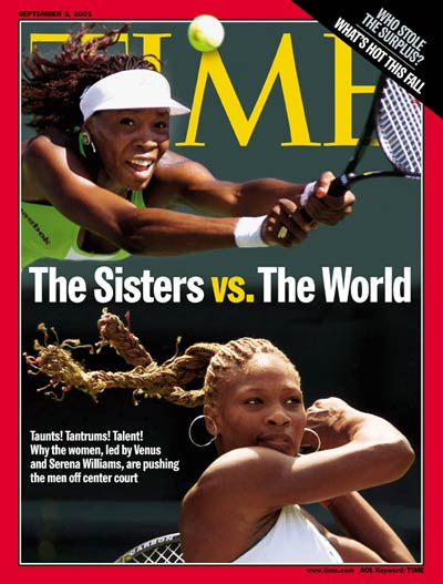 The Sep. 3, 2001, cover of TIME