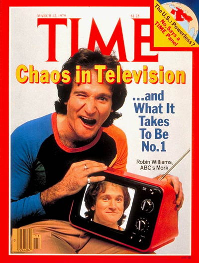 The Mar. 12, 1979, cover of TIME