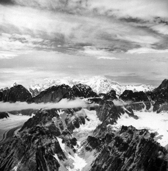 Mt. McKinley, Alaska 1956