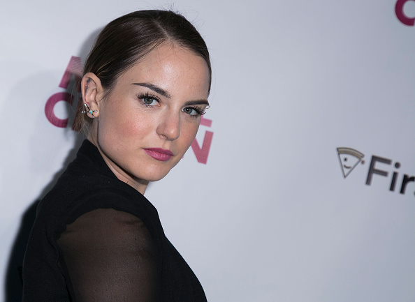 Actress/singer Joanna 'JoJo' Levesque attends the VITY (Vine, Instagram, Twitter, YouTube) concert experience launch party at Siren Studios on May 9, 2015 in Hollywood, California