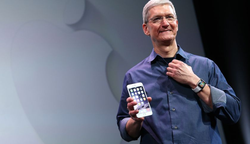 Apple's Tim Cook.
