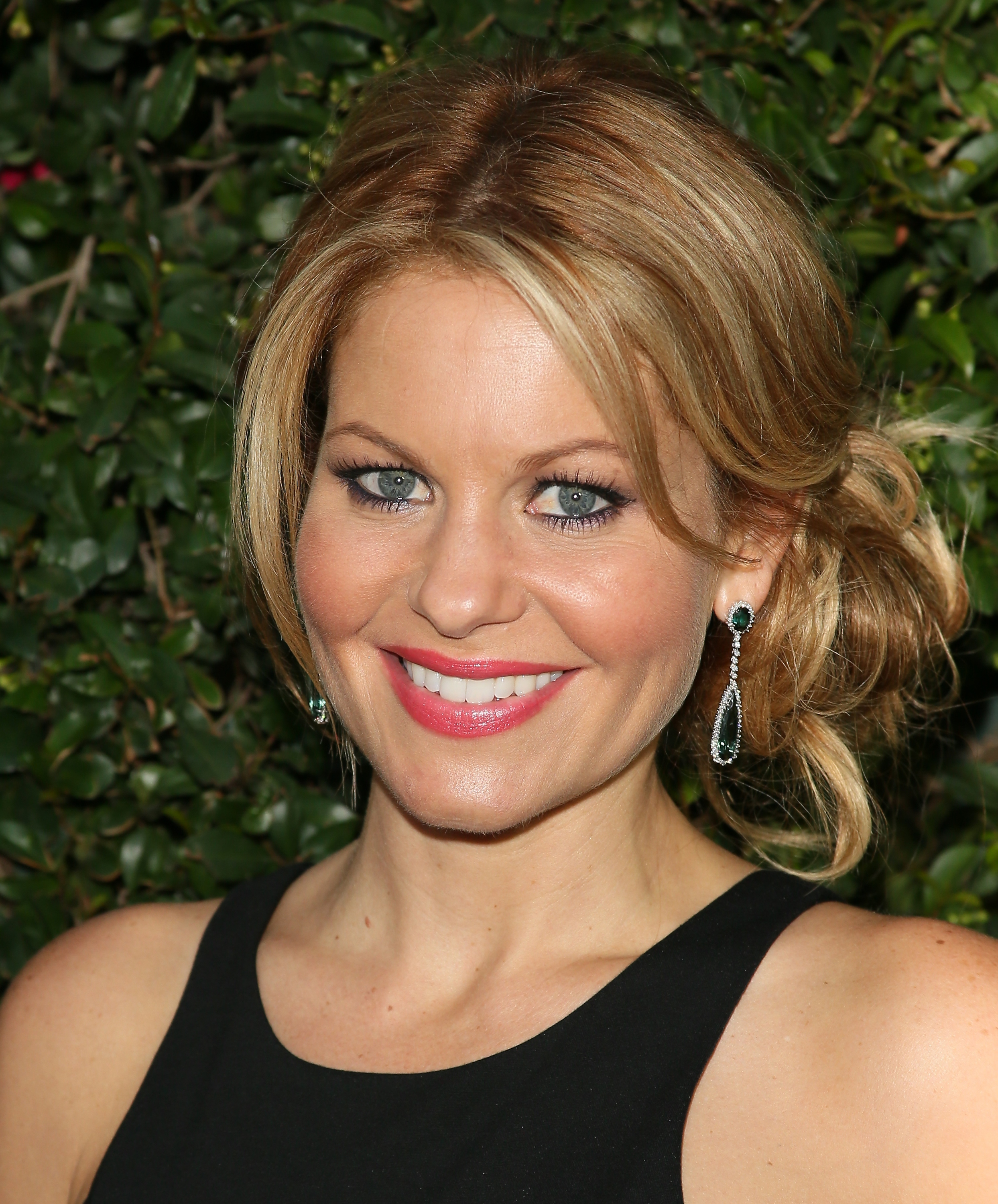 Candace Cameron Bure attends the Summer TCA Tour - Hallmark Channel and Hallmark Movies And Mysteries on July 29, 2015 in Beverly Hills, California.