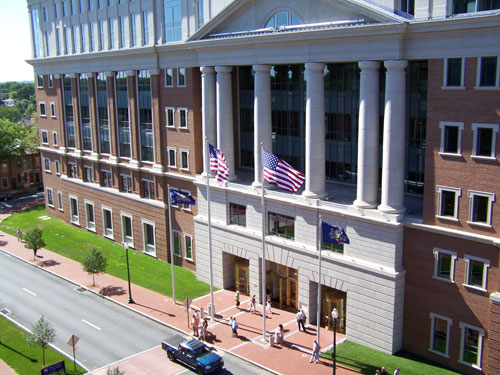 The Chester County Justice Center