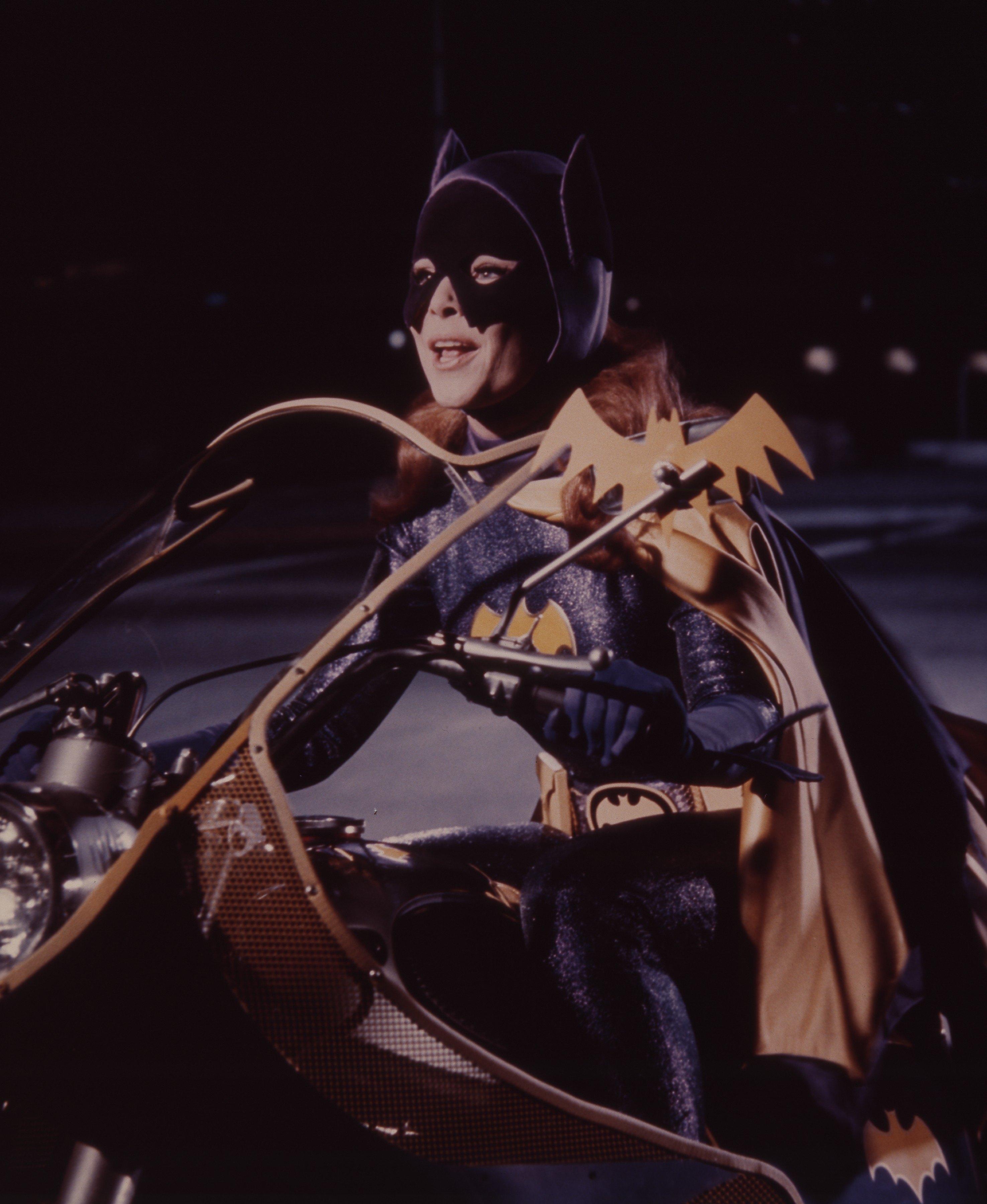 Batgirl Yvonne Craig in 1966–1967