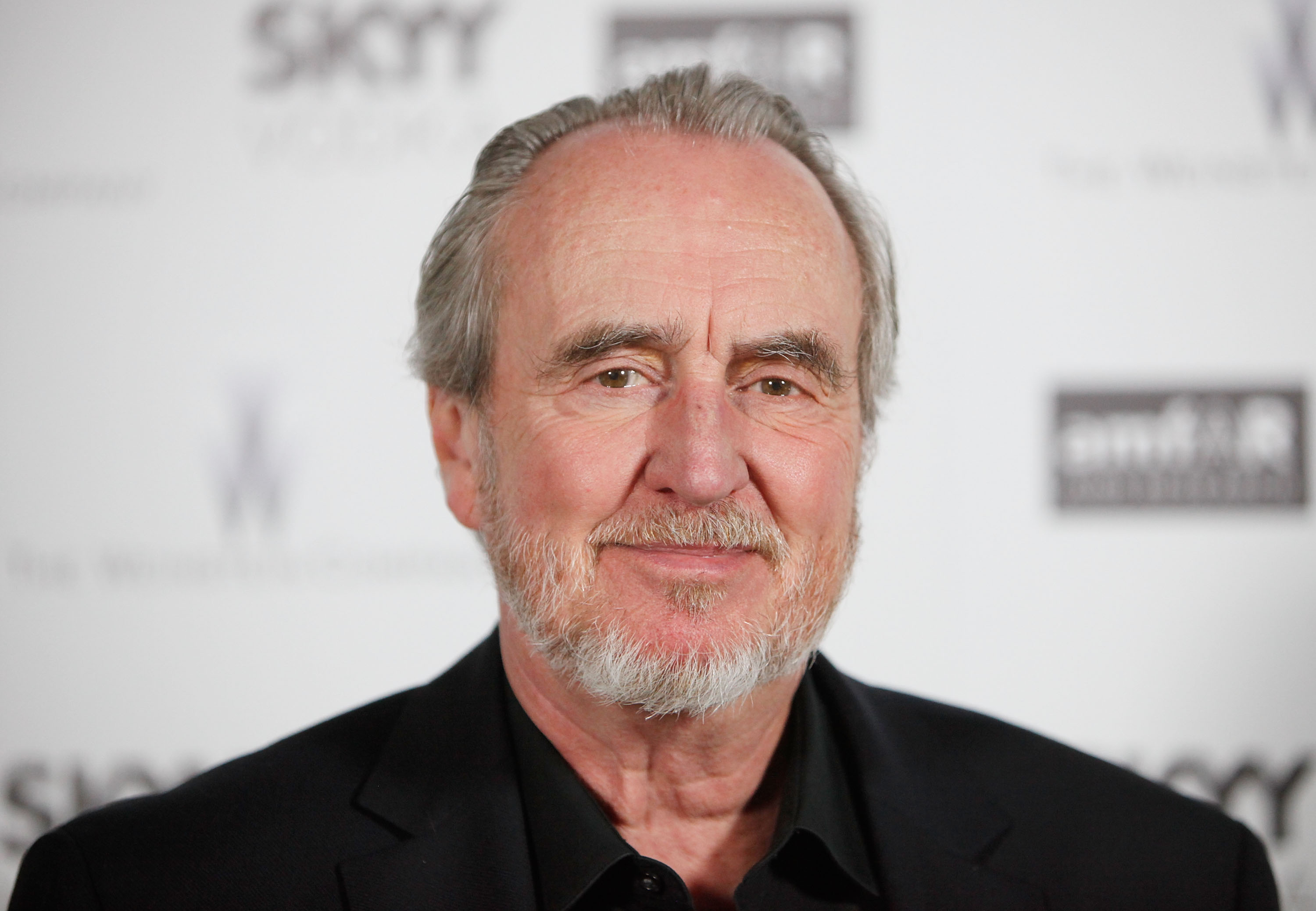 Wes Craven arrives at The Weinstein Company and Dimension Films AFM cocktail party held at Hotel Shangri-La on November 7, 2010 in Santa Monica, California