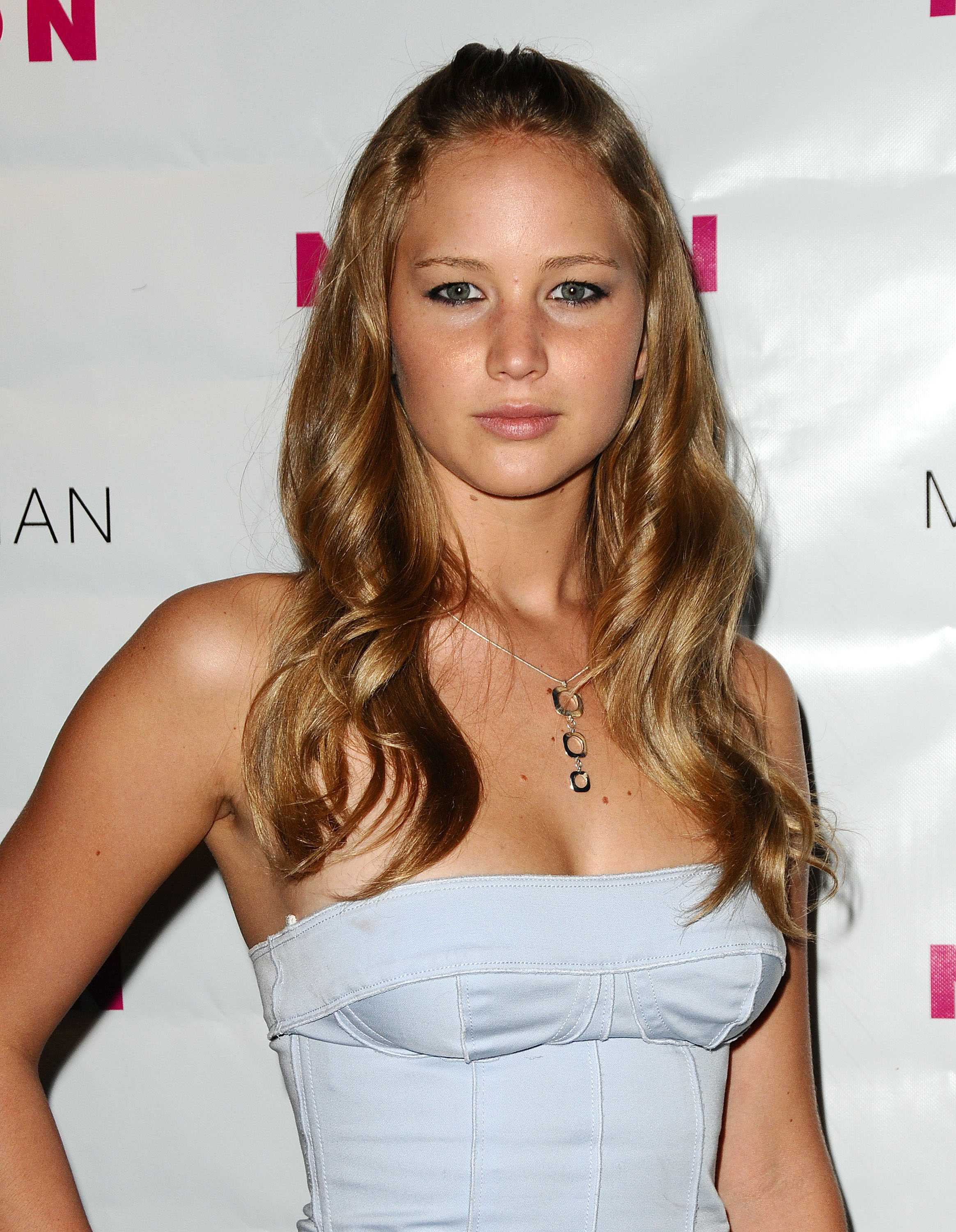 Jennifer Lawrence at Nylon Magazine's TV Issue launch party at SkyBar on Aug. 24, 2009 in Los Angeles.