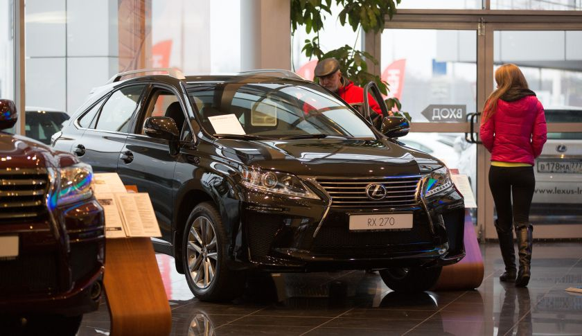 Lexus topped the list for consumer satisfaction this year, according to latest Consumer Reports study.