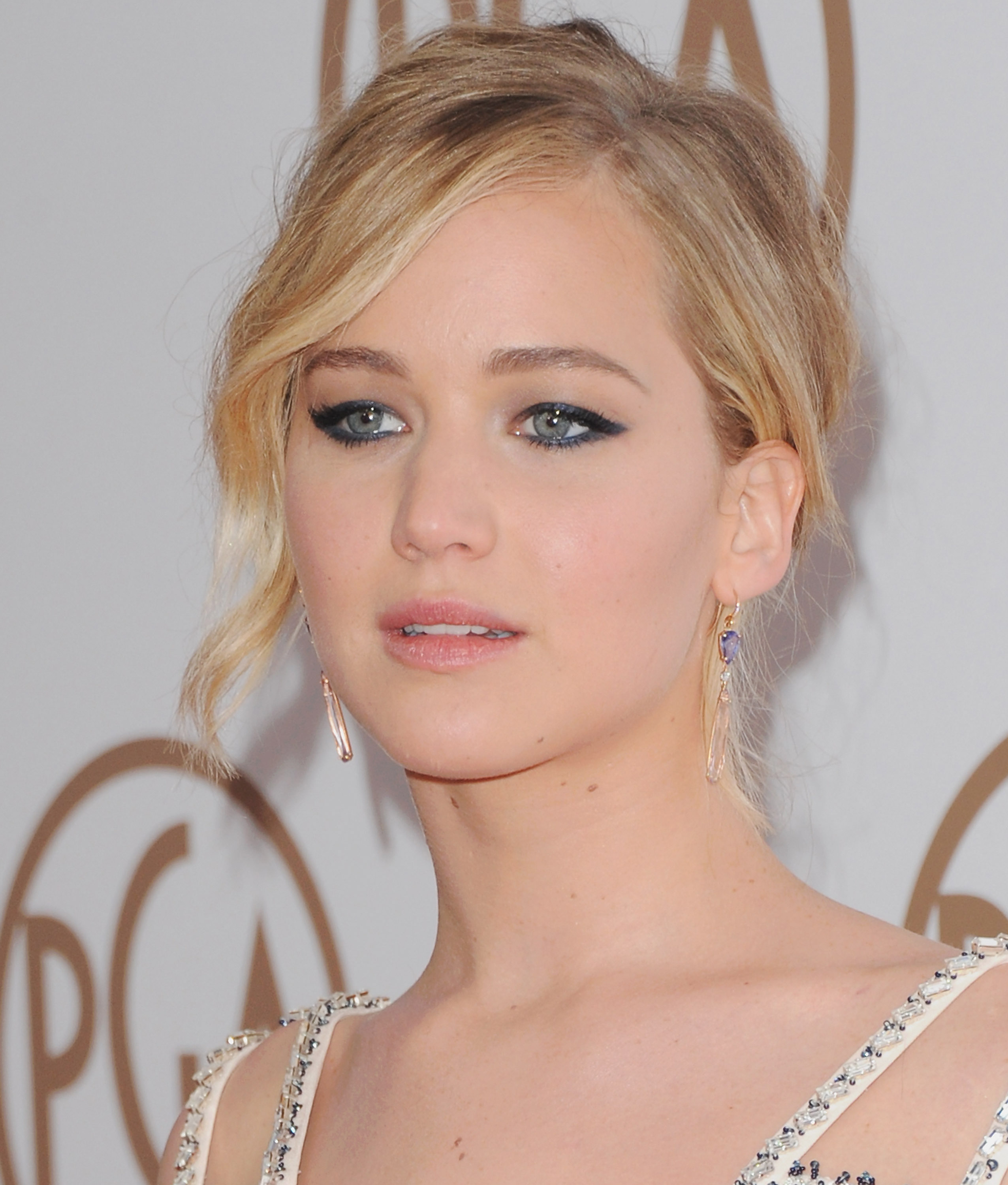 Jennifer Lawrence  at the 26th Annual PGA Awards  on Jan. 24, 2015 in Los Angeles.