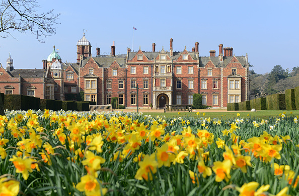 The Queen's Sandringham Estate on June 5, 2015