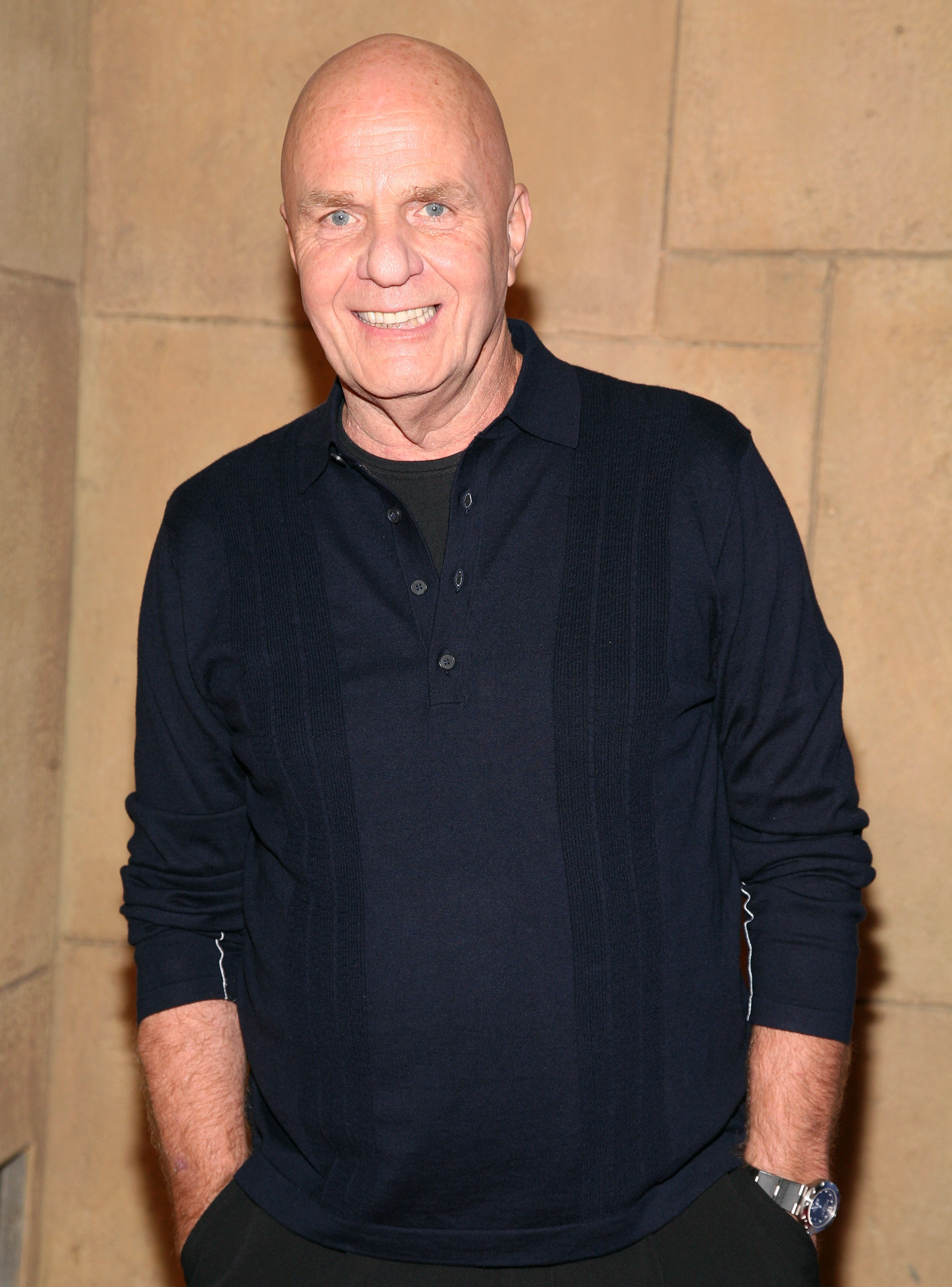 Author Wayne Dyer attends the premiere of Ambition to Meaning held at the Lloyd E. Rigler Theater at the Egyptian on Jan. 8, 2009, in Los Angeles