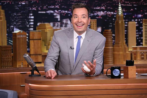 Jimmy Fallon on  The Tonight Show Starring Jimmy Fallon  on July 20, 2015.