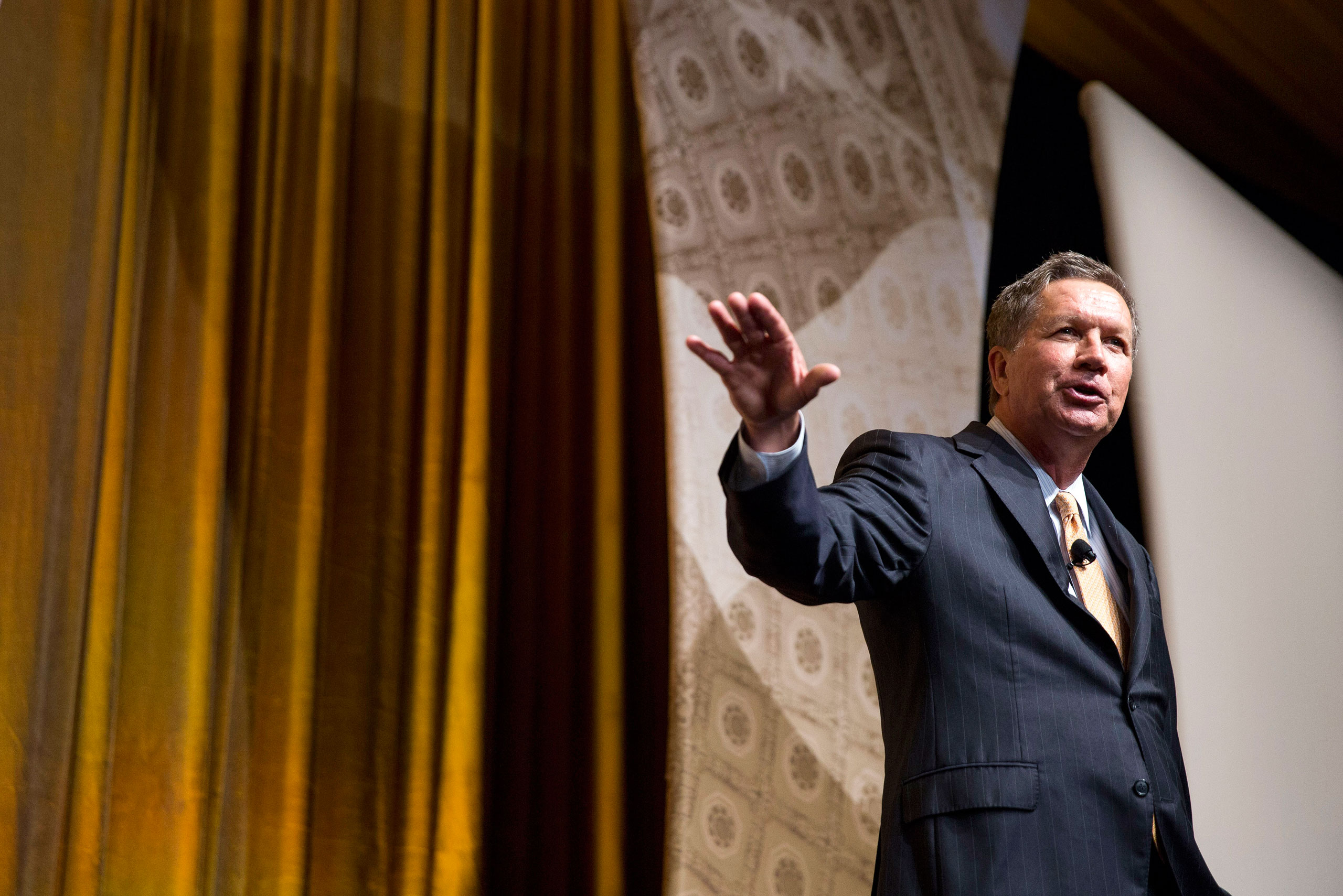 Republican Presidential Candidates Speak At Faith & Freedom Coalition's  Road to Majority  Conference