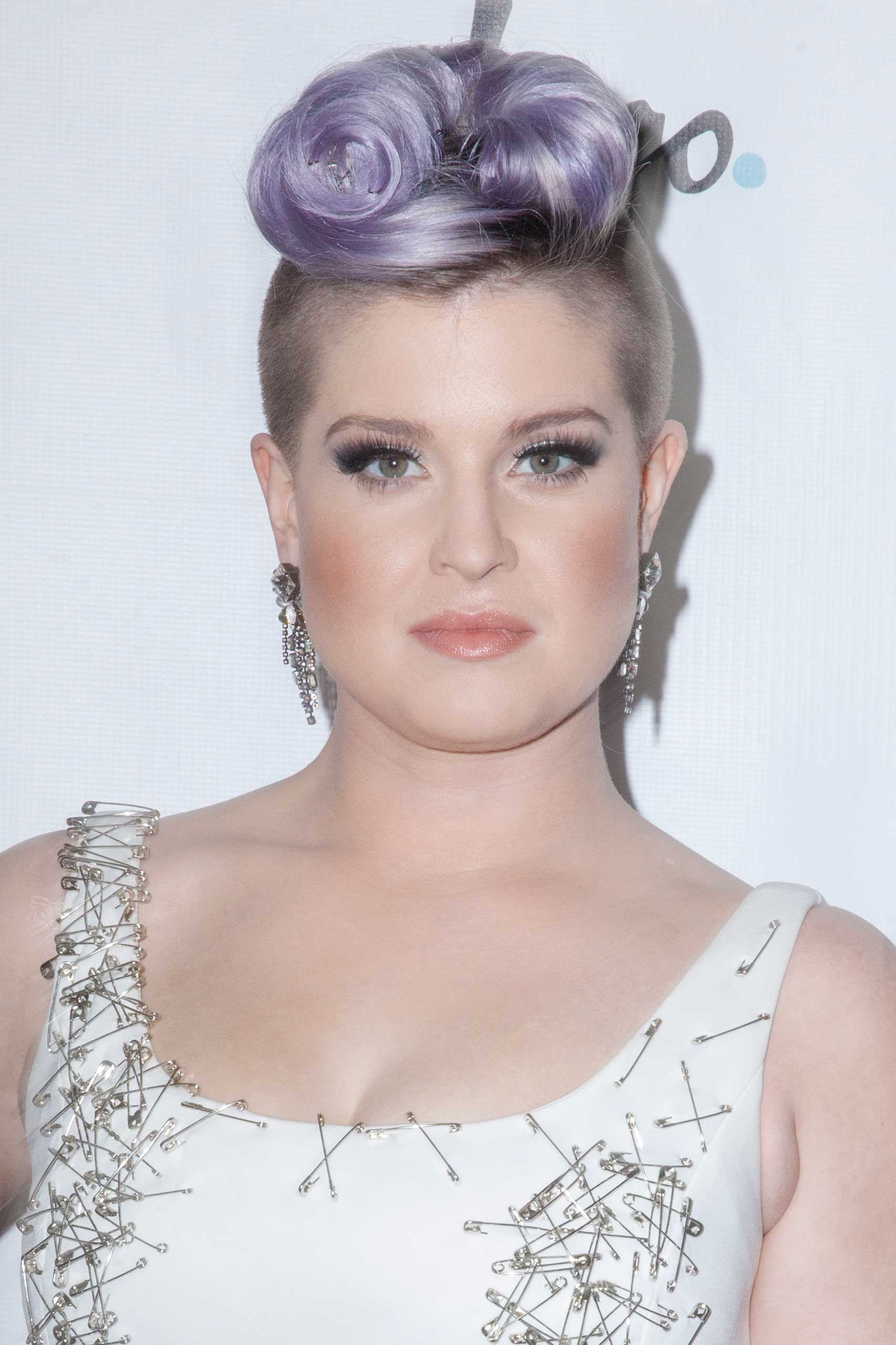 Kelly Osbourne attends Logo TV's  Trailblazers  at the Cathedral of St. John the Divine on June 25, 2015 in New York City.