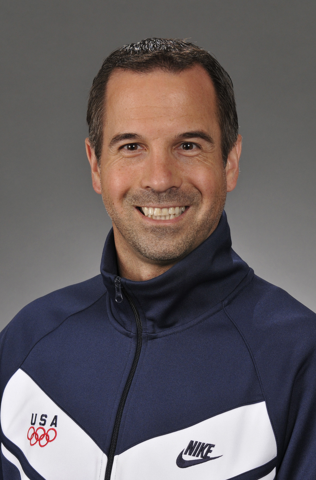 Marvin Sharp was a member of the 2008 U.S. Olympic Women's Gymnastics team.