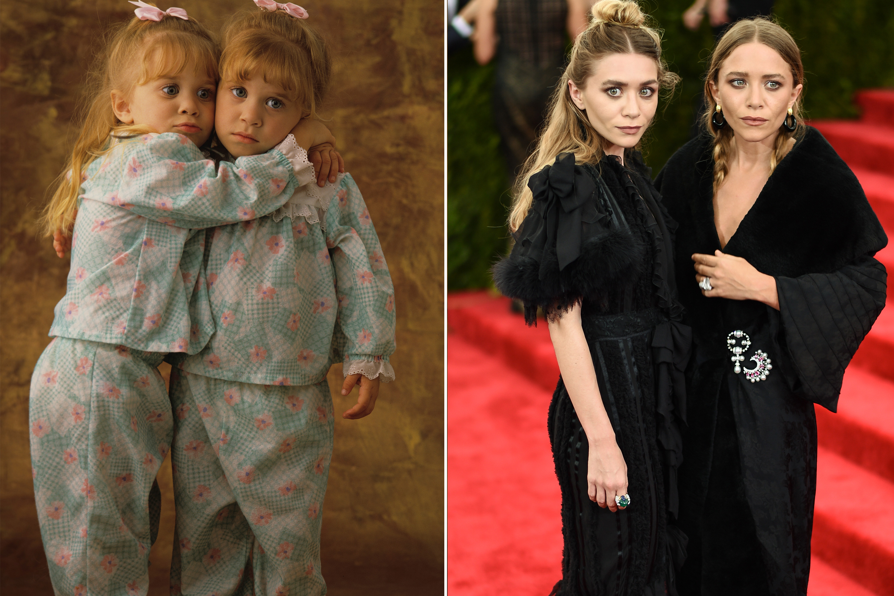 Mary-Kate and Ashley Olsen as Michelle Tanner