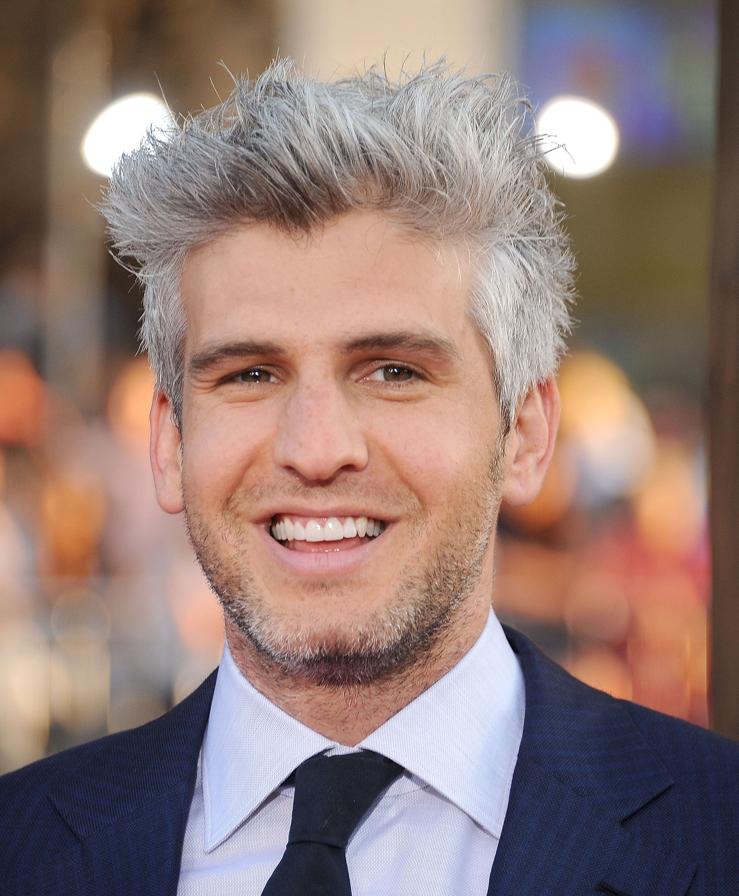 Director Max Joseph arrives at the premiere of Warner Bros. Pictures'  We Are Your Friends  at TCL Chinese Theatre on Aug. 20, 2015 in Hollywood.