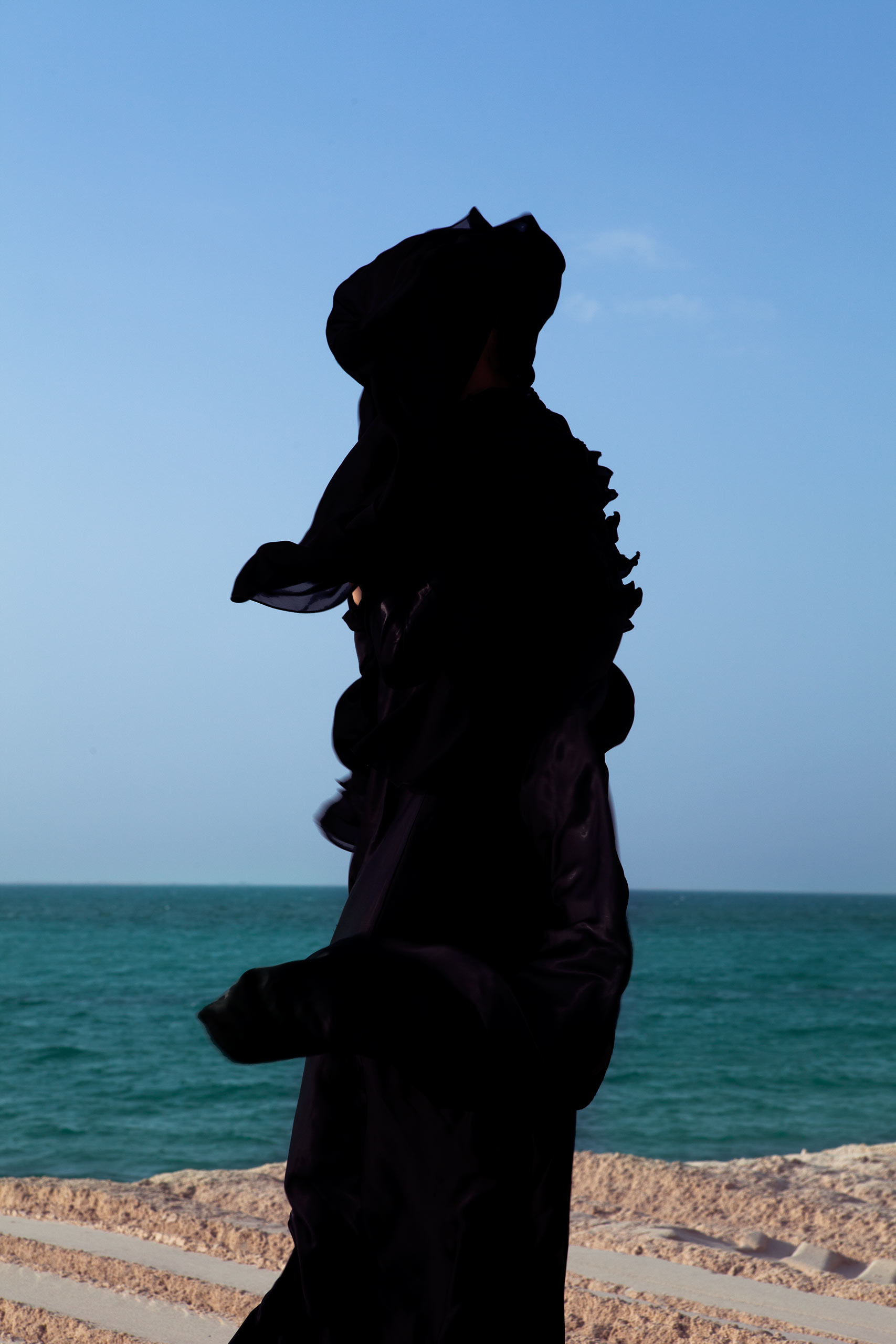 UAE #04, from the series  Totem  2011.