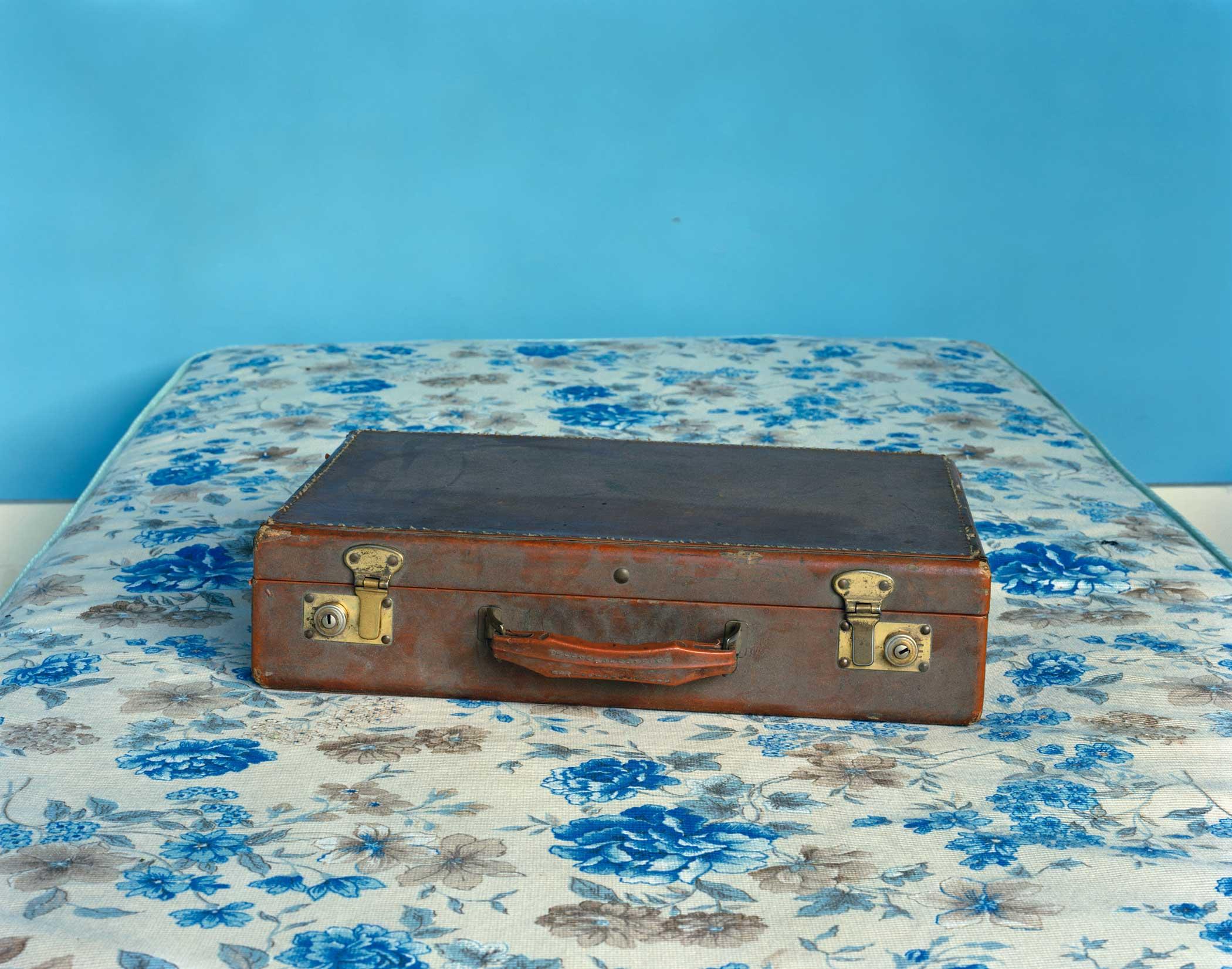 Dad's Briefcase 2000.