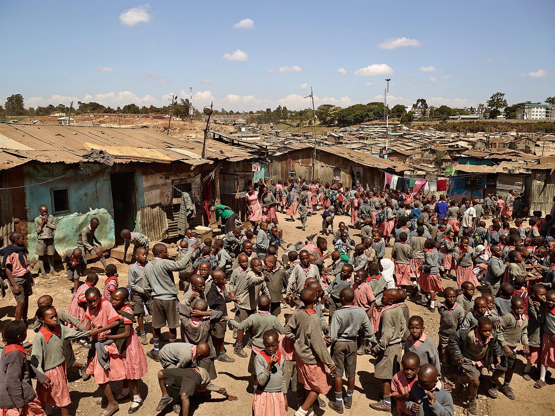 Valley View School,                               Mathare, Nairobi,                               Kenya.
