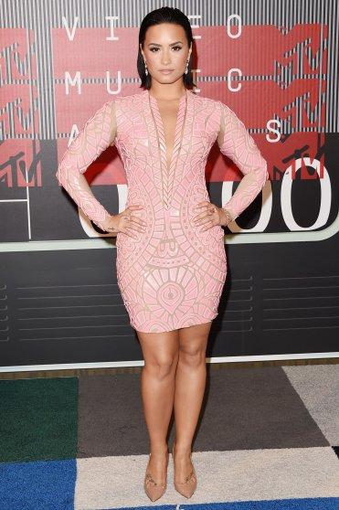 2015 MTV Video Music Awards Demi Lovato