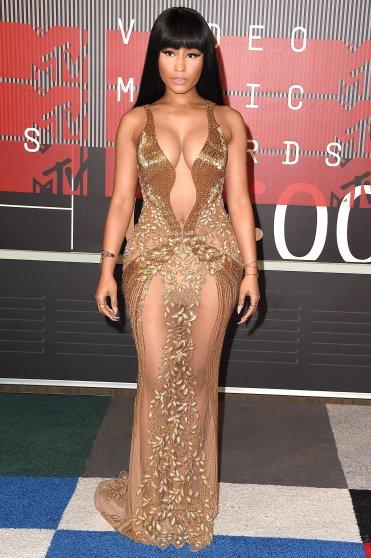 2015 MTV Video Music Awards Nicki Minaj