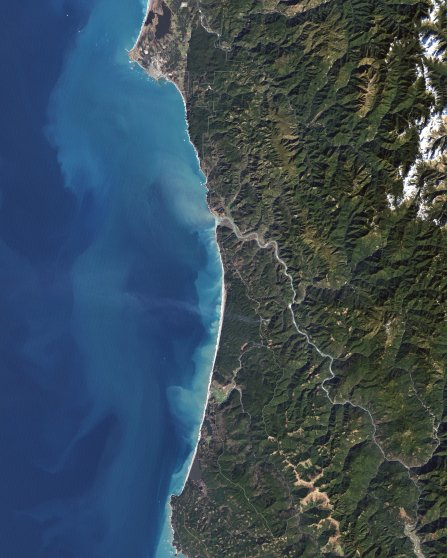 NASA - Redwood National Park