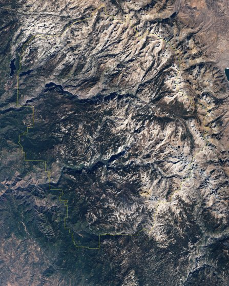 NASA - Yosemite National Park