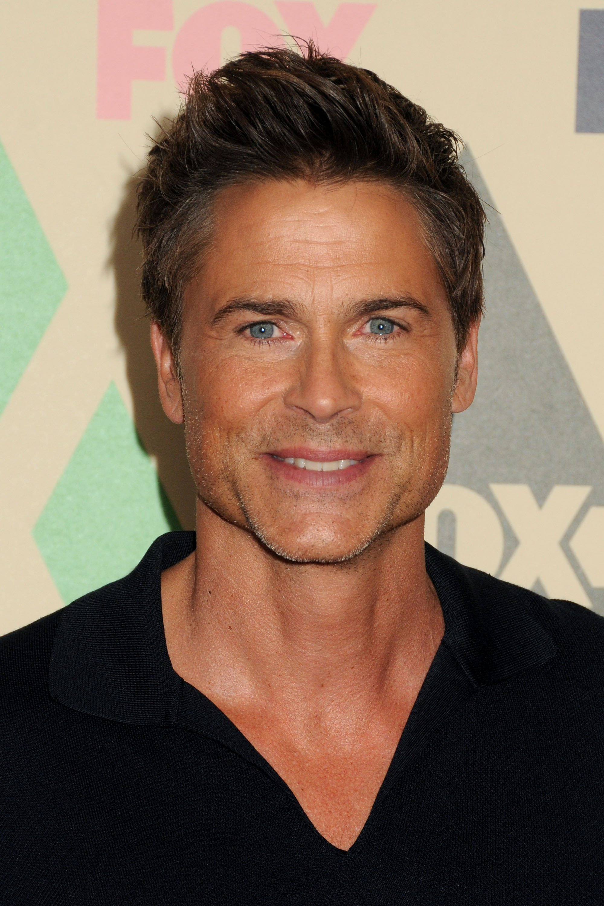 Rob Lowe at the Fox 2015 Summer TCA All-Star Party held at Soho House on Aug. 6 2015.