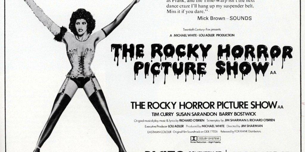 Rocky Horror Picture Show 45 anni