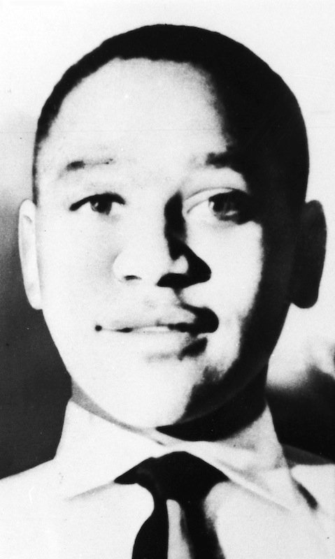 A photo of Emmett Till of Chicago prior to his 1955 death
