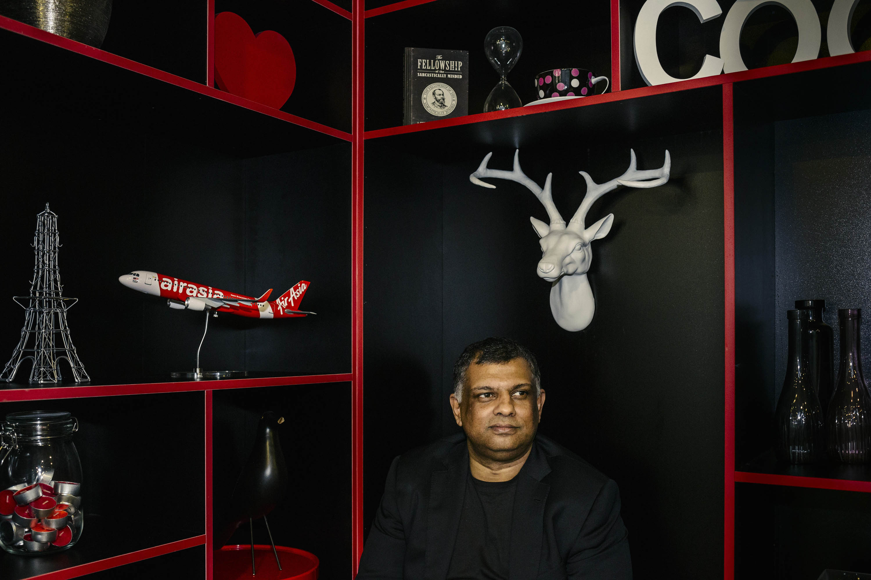 Tony Fernandes is building a budget airline that can knit together Southeast Asia.