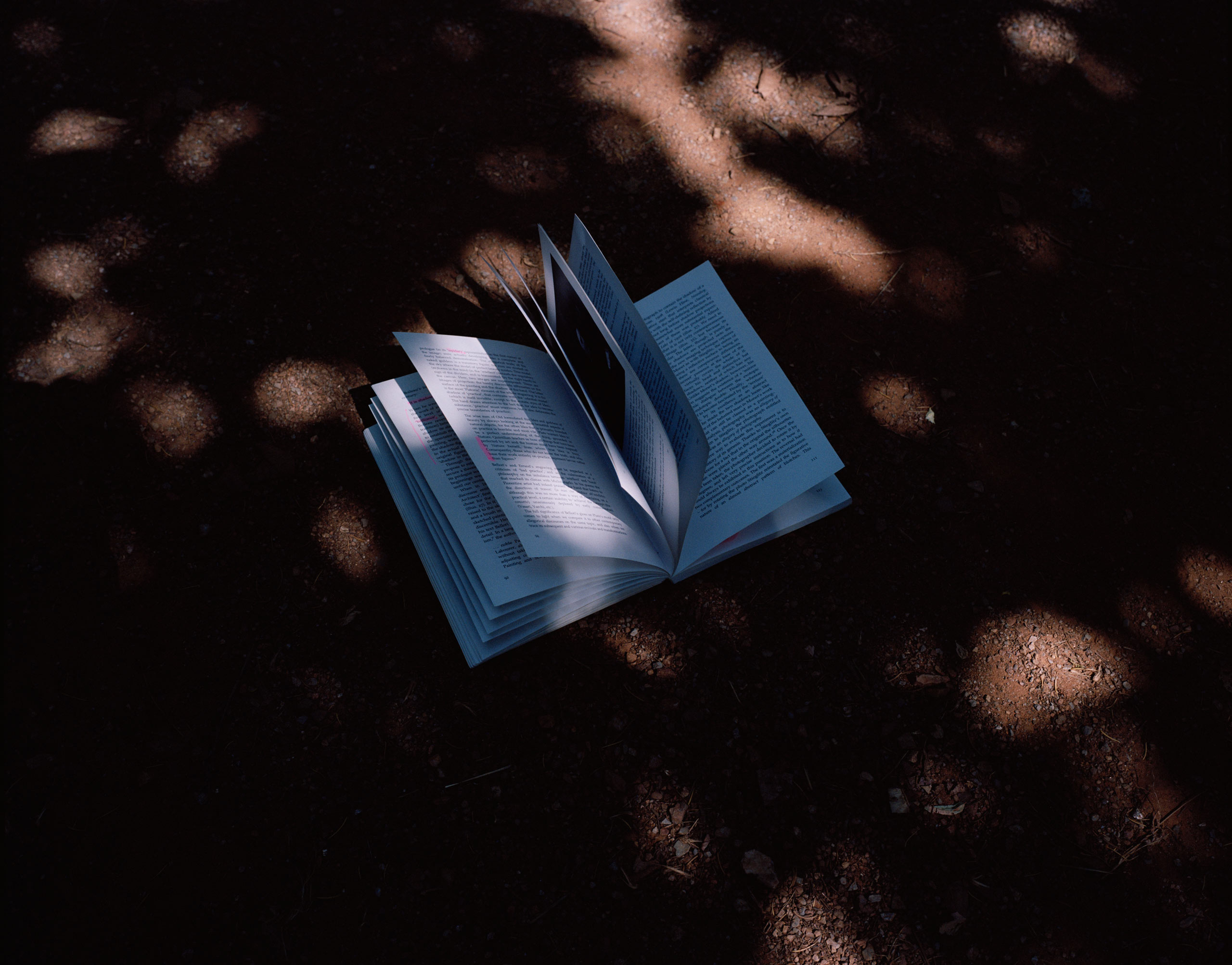 Book, from the series  Carbon  2013.