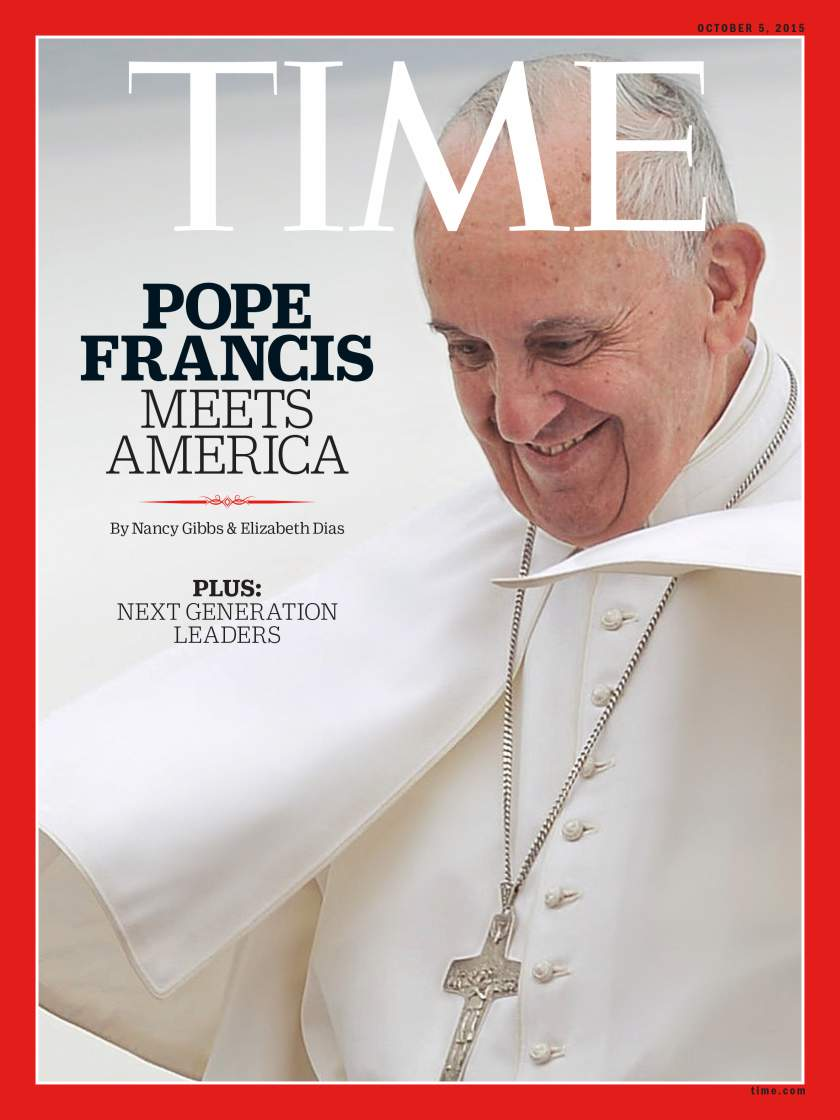 The Oct. 5, 2015, cover of TIME