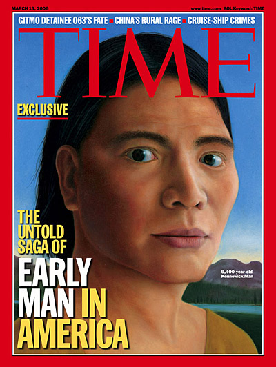 The Mar. 13, 2006, cover of TIME