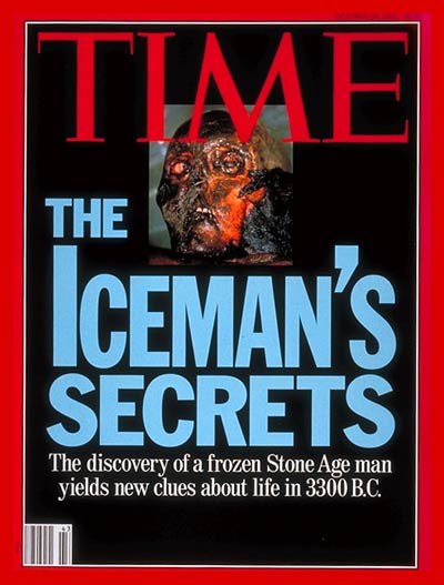 The Oct. 26, 1992, cover of TIME