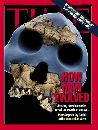 The Aug. 23, 1999, cover of TIME