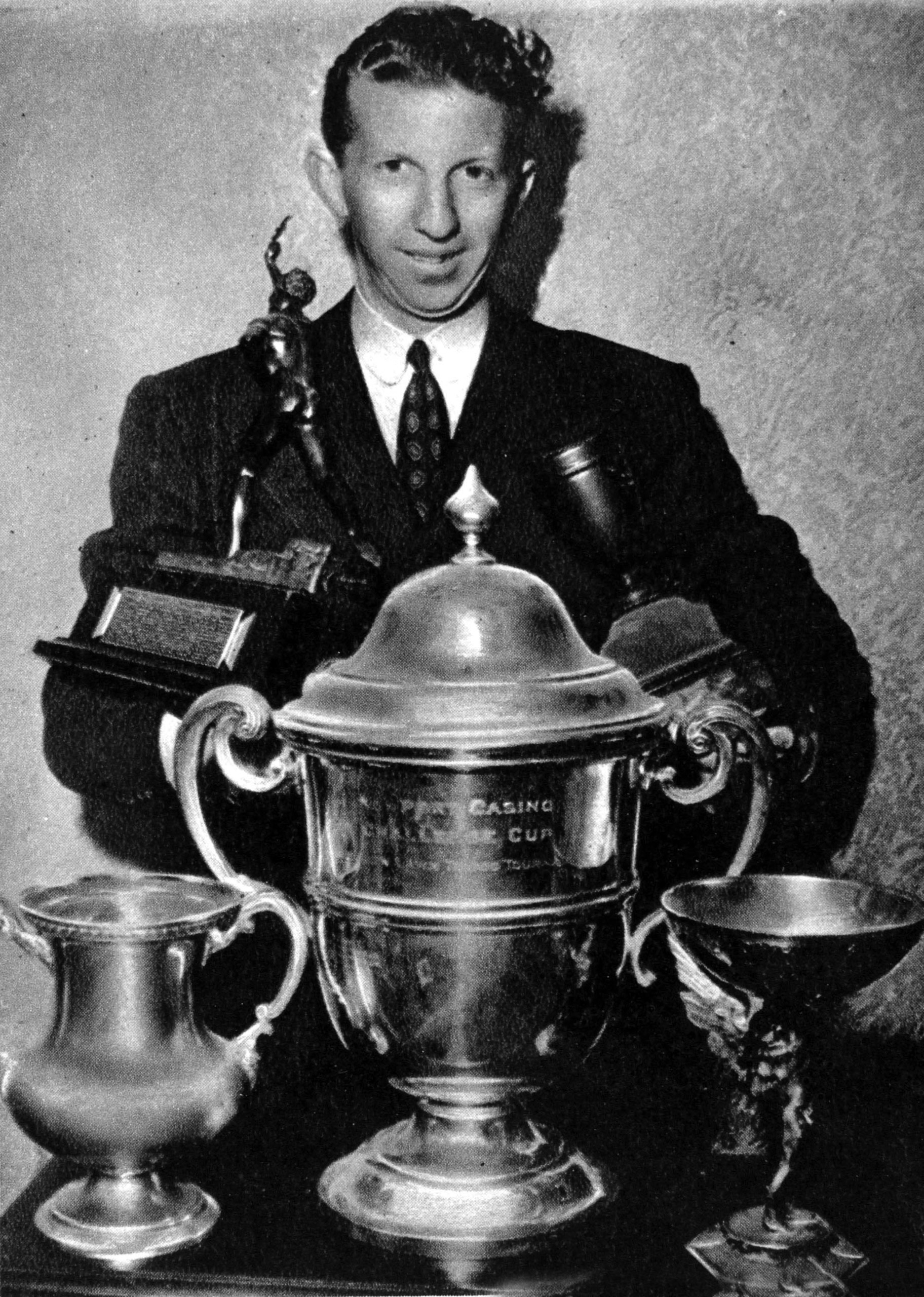 In 1938, Don Budge became the first player to win the Grand Slam.