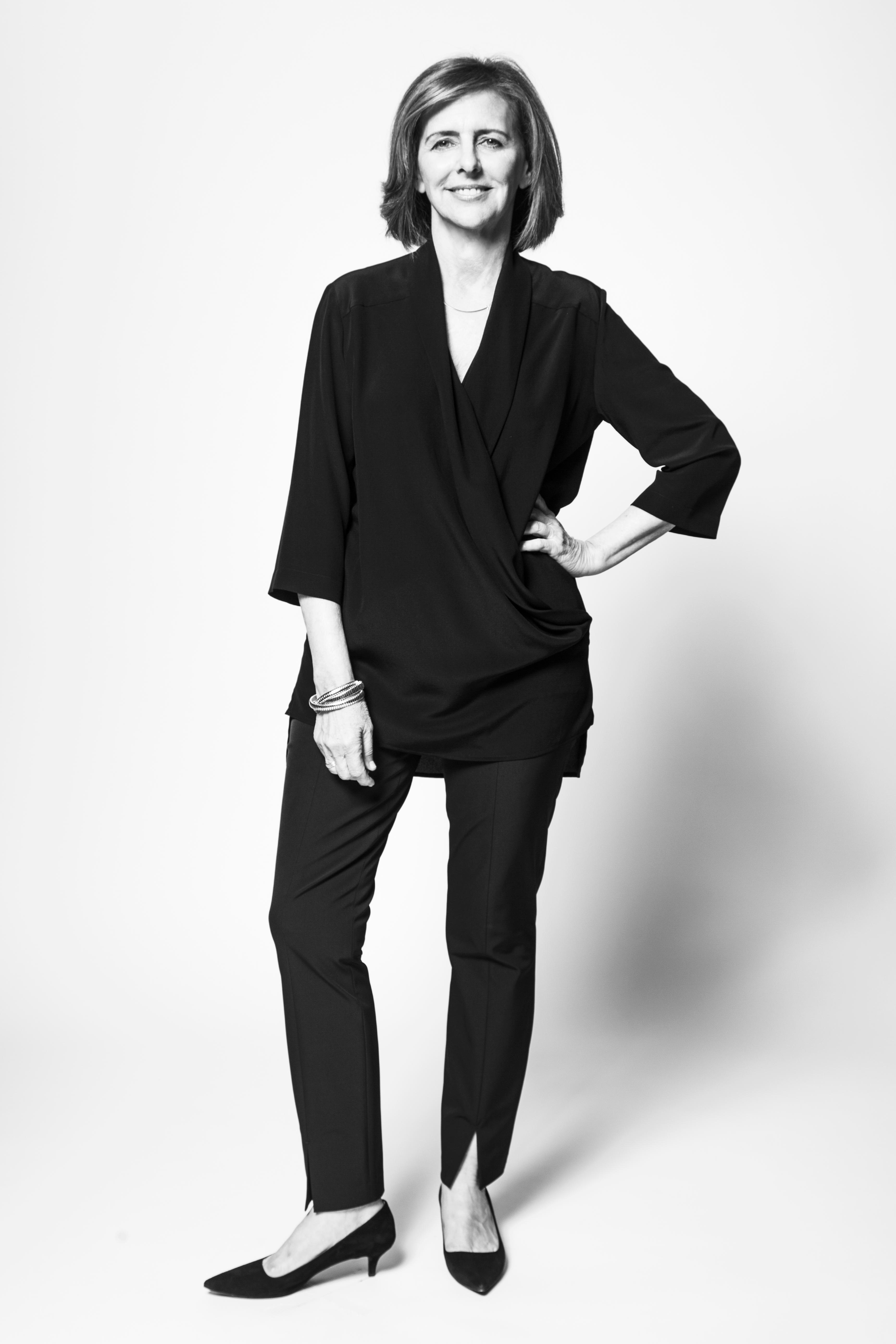 Nancy Meyers, director of The Intern